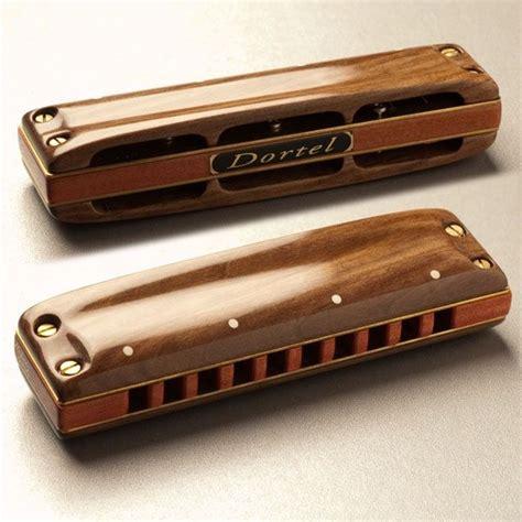 Handmade Harmonica - custom harmonica custom rosewood harmonica harmonica