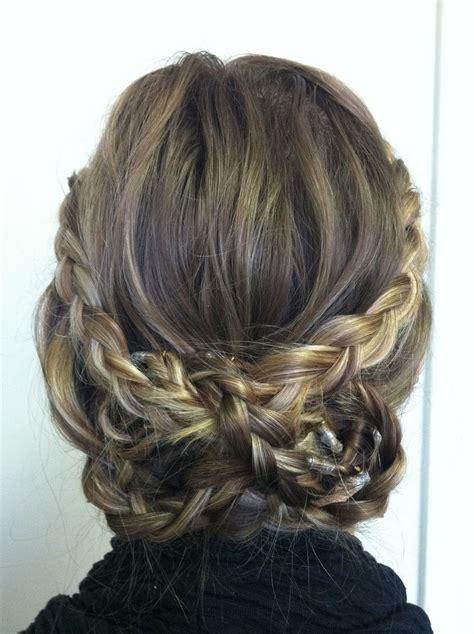 Wedding Hair Braid Bun by Wedding Braid Bun Hair Cut Fashion Of 2012 Sheplanet