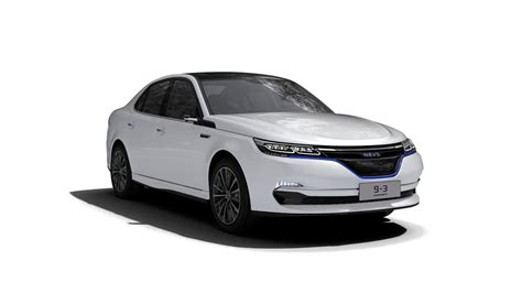 nevs unveils saab electric car concepts for china