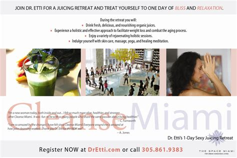 Detox Miami by 187 Dr Etti Cleanse Miami
