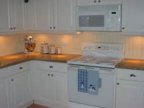 Beadboard Backsplash Kitchen by Kitchen Beadboard Backsplash Kitchen Design Photos