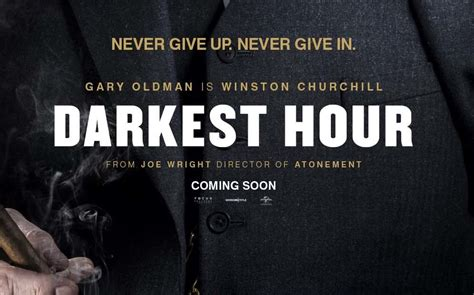 darkest hour nyc showtimes quot darkest hour quot gary oldman s enlightened performance