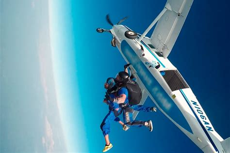 parachute dive 15000ft ultimate tandem skydive