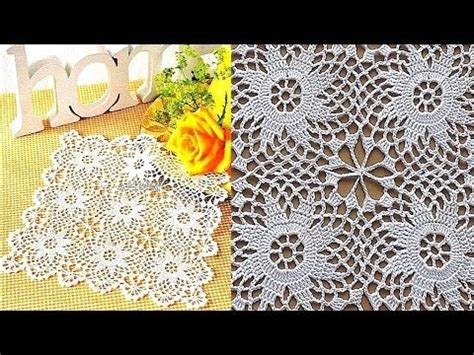 Crochet Motif Patterns For Tablecloth Part 5 How To Join 2673 best crochet flower images on crochet