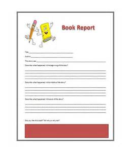 story report template 30 book report templates reading worksheets