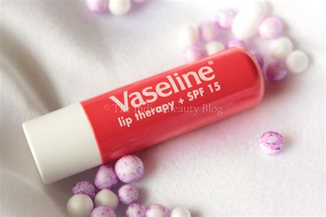 Lip Therapy vaseline lip therapy review
