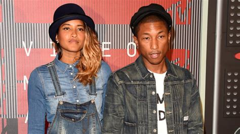 pharrell williams wife and kids pharrell williams wife helen lasichanh welcome triplets