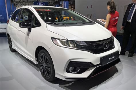 honda jazz new honda jazz 2018 uk prices for facelifted mini civic