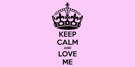 imágenes de keep calm and love keep calm and love me poster christian yelton keep