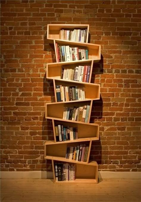 types and usage of the bookcase interior design