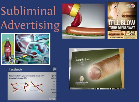 hidden subliminal messages in advertising subliminal advertising contra spem spero et rideo