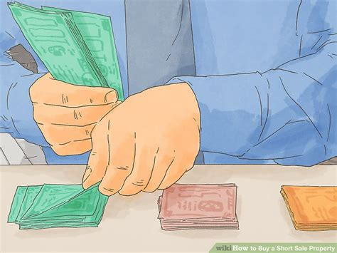 short sale house buying how to buy a short sale property with pictures wikihow