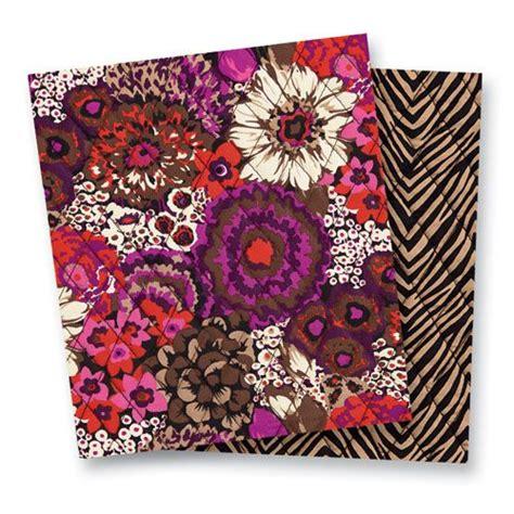 flower pattern vera bradley rosewood