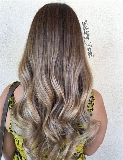 hellen straehnchen auf verschiedenen haarfarben