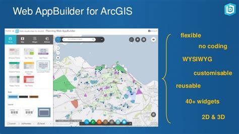 arcgis webapp builder tutorial esri scotland conf 2016 web appbuilder
