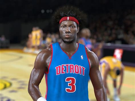 ben wallace bench press ben wallace nba 2k17 at moddingway