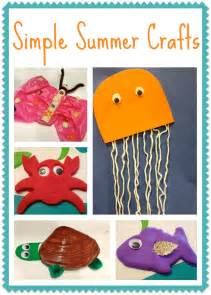 easy summer crafts for ye craft ideas