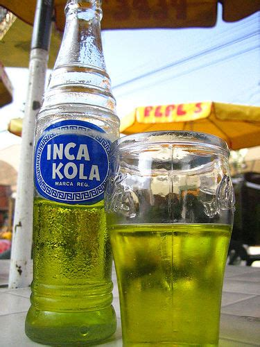inca kola a travellers 1857990765 페루에는 inca kola 볼리비아에는 coca colla 가 있다 여행다반사 inu travel club
