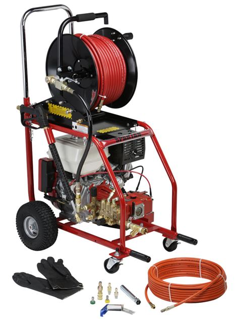 Spartan Plumbing Equipment by Spartan 727 Water Jetter 72700000 City Supply