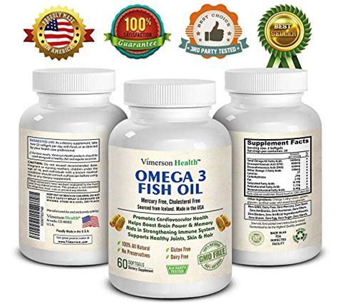 Omega 3 Omegacor Natures Health Omega 3 Epa Dha Tertinggi 1 omega 3 fish supplement 100 all and mercury free non gmo gluten free dairy free
