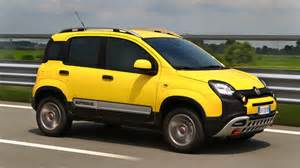 Fiat Panda Fiat Panda Cross Twinair 2015 Review By Car Magazine