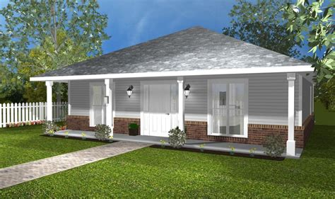 Mother In Law Suite Pods by House Plan S0213