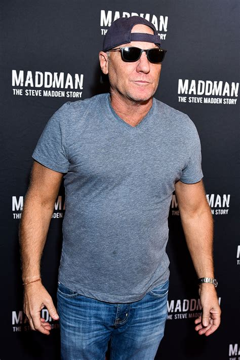 the powerful message steve madden is hoping to send in his documentary footwear news