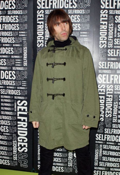 Pretty Green Oasis Sweater Hoodie oasis liam gallagher launches pretty green clothing range metro news