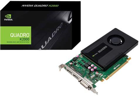 Vga Quadro K2000 Vga Pny Nvidia Quadro K2000 2gb Gddr5 Pci E Retail