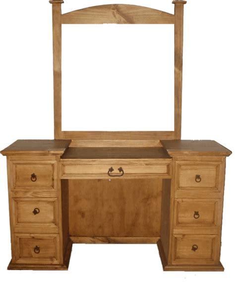 Rustic Vanity Table with Rustic Makeup Vanity Bedroom Wood Vanity Table