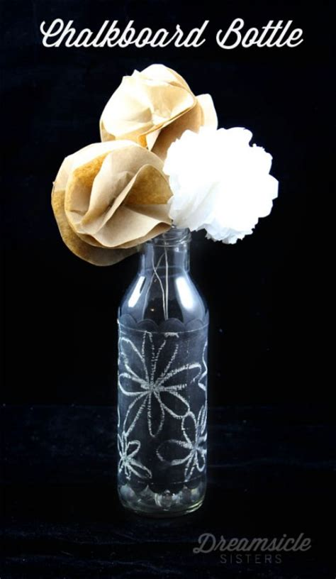 chalkboard paint vases 50 genius chalkboard paint projects that will beautify and