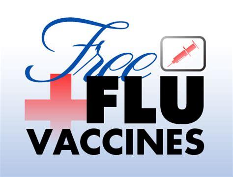 free vaccinations free flu vaccine