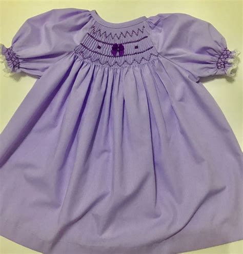Handmade Smocked Dresses - 1000 ideas about smocked baby dresses on