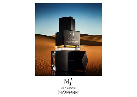 Original Parfum Yves Laurent Ysl M7 Oud Absolu Edt 80ml m7 oud absolu by yves laurent olfactics