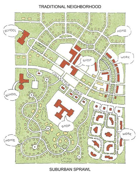 urban layout plan urban planning dpz