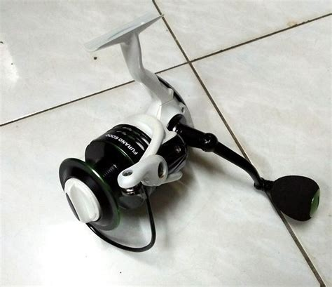 Fishing Reel Murah Di jual beli reel furano 6000 11 bearings alat
