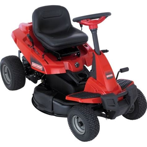 Craftsman Lt1000 Mower Deck by New Craftsman 30 In Smart Rider Riding Lawn Mower Model