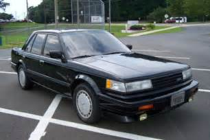 1987 Nissan Maxima For Sale Well Kept 5 Speed 1987 Nissan Maxima Se Bring A Trailer
