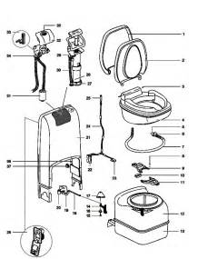 Isabella Awnings Thetford C200 Cw Cwe Cassette Toilet Diagram Caracamp Of