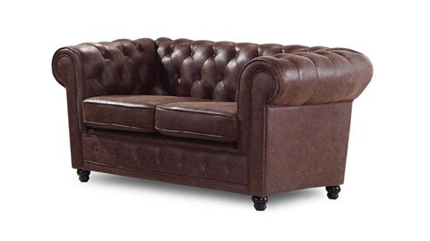 canapé chesterfield marron canap 195 169 chesterfield pas cher