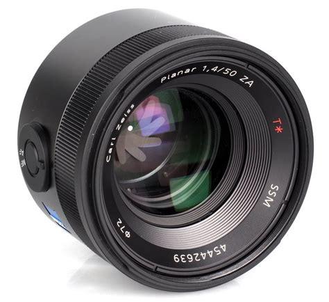 carl zeiss planar t 50mm f 1 4 za ssm lens review