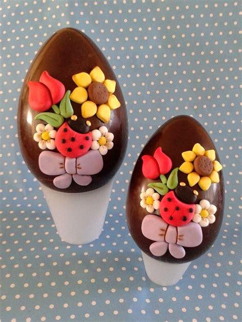 Decorazioni Per Pasqua by Decorazioni Di Pasqua In Pasta Di Zucchero Da Fare Con I