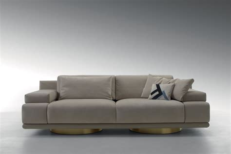 fendi casa sofa a taste of luxury from the maison objet americas