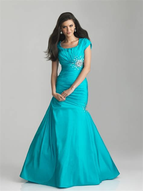 prom dresses nottingham formal dresses trumpet mermaid short sleeve floor length prom dress