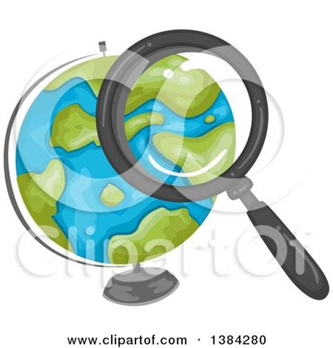 studio designs magnifying l clipart of a magnifying glass seeing germs in water