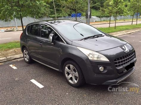 peugeot cars 2011 peugeot 3008 2011 1 6 in johor automatic suv grey for rm