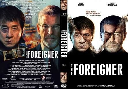 the foreigner 2017 on itunes the foreigner 2017 dvd cover cover dudes