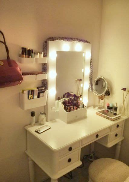 beauty blogger vanity table suggestions best 25 vanity ideas on dressing table designs without mirror diy makeup
