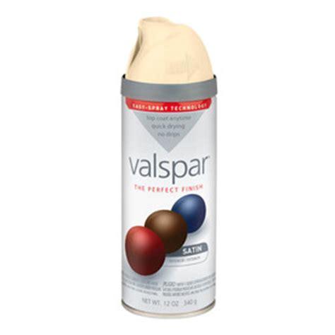 shop valspar 12 oz churchill hotel vanilla satin spray paint at lowes