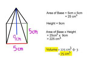Volume Pyramid 2 Easy Ways To Calculate The Volume Of A Square Pyramid